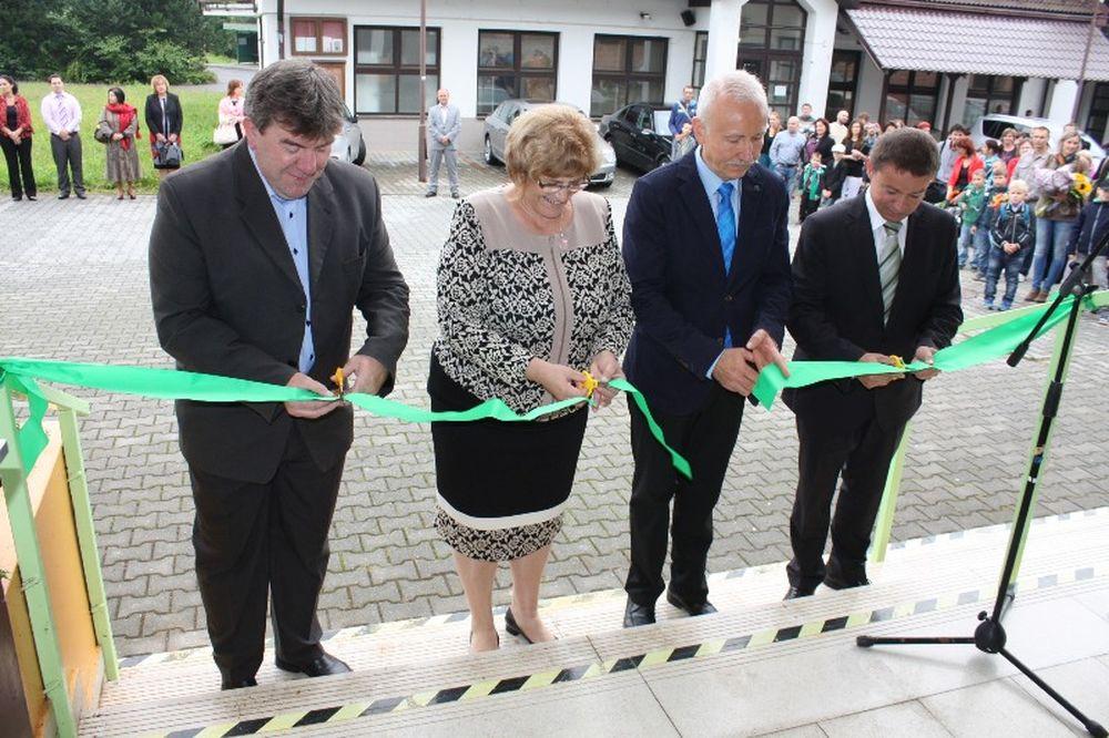 Špecifická základná škola Žilina otvorenie, foto 3