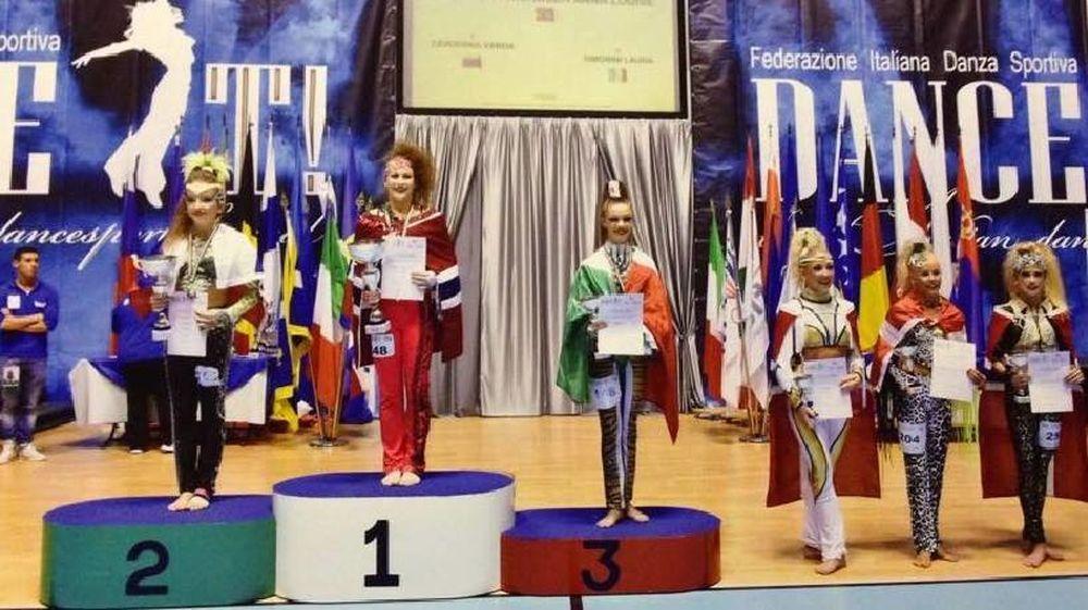 Tanečný súbor Lentilky Žilina získali 3 tituly majstrov sveta, foto 1