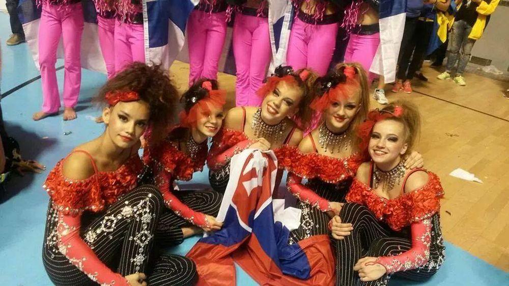 Tanečný súbor Lentilky Žilina získali 3 tituly majstrov sveta, foto 3