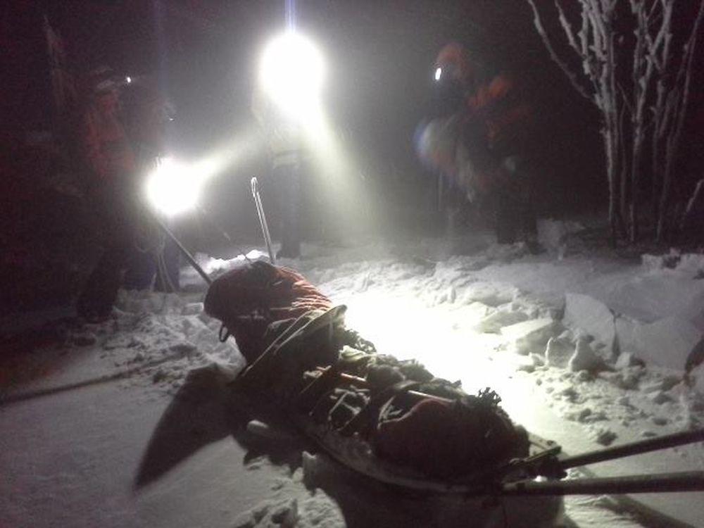 V Malej Fatre dostal turista epileptický záchvat, zasahovali záchranári , foto 1