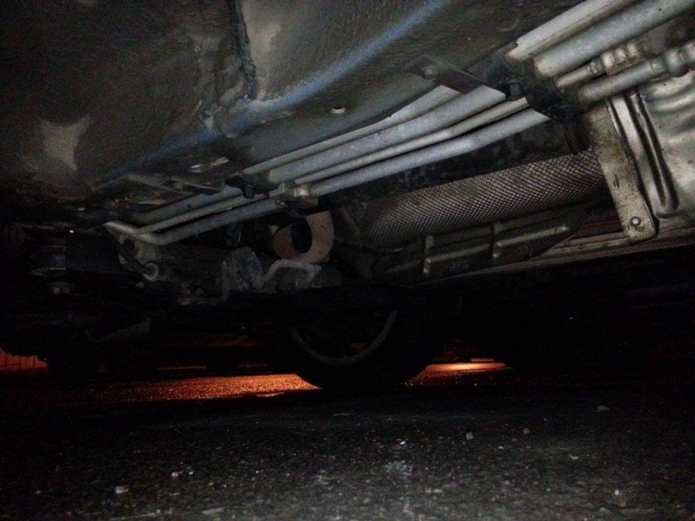 V Žiline sa začali kradnúť katalyzátory, foto 1