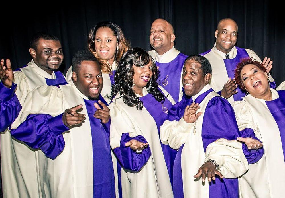 Vianočná gospel show z New Yorku, The Golden Voices Of Gospel opäť v Žiline, foto 1