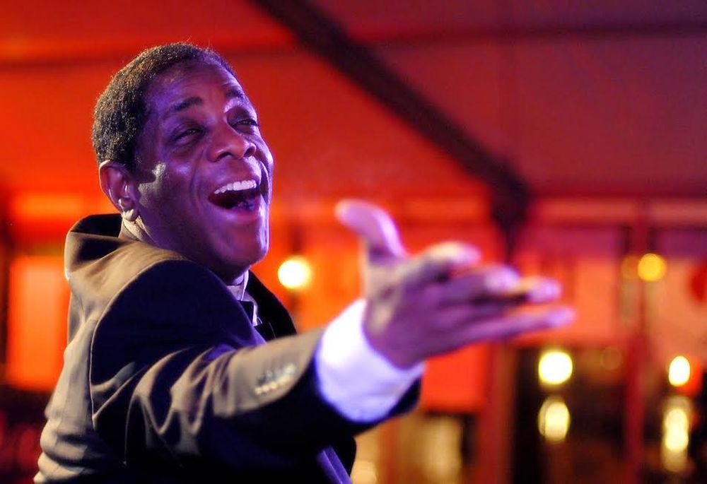 Vianočná gospel show z New Yorku, The Golden Voices Of Gospel opäť v Žiline, foto 2