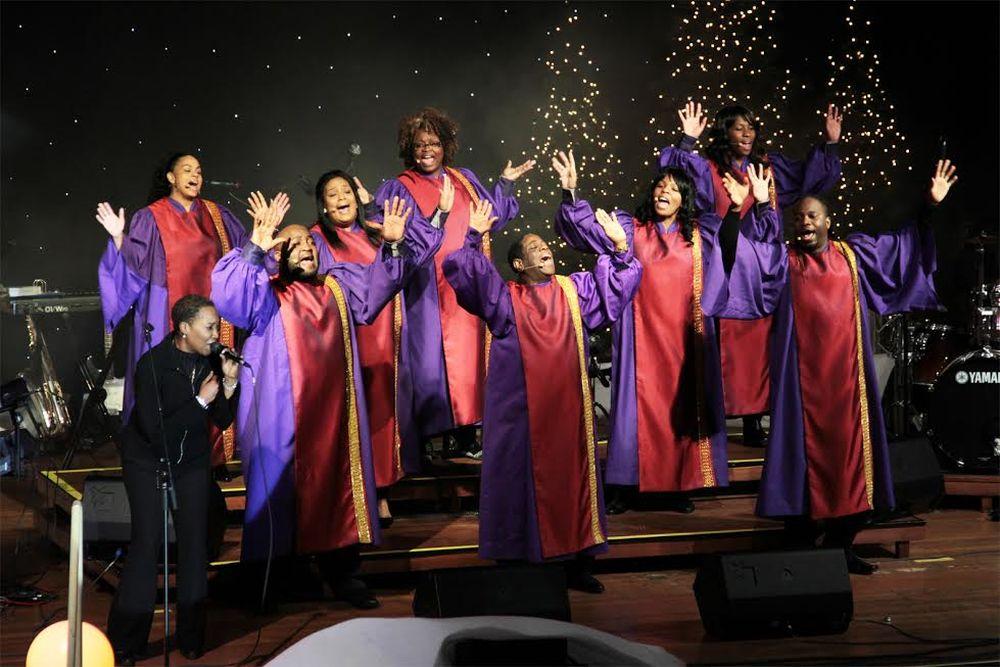 Vianočná gospel show z New Yorku, The Golden Voices Of Gospel opäť v Žiline, foto 3