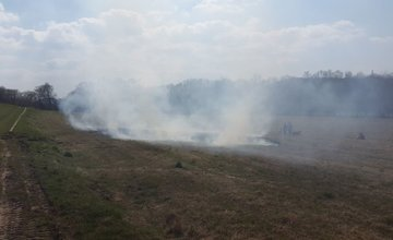 Požiare v Trnovom, úraduje podpaľač