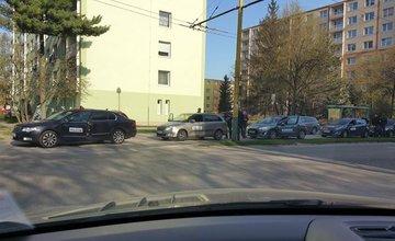 Polícia obsadila Váhostav