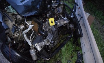 Tragická dopravná nehoda pri Povine