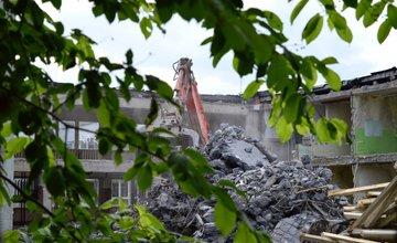 Búracie práce na Moskovskej začali