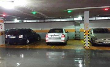 Parkovanie na chodníkoch v Žiline