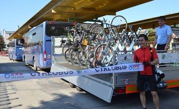 Cyklobus v Žiline vyrazil na prvú jazdu