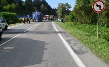 Dopravná nehoda Kysucký Lieskovec 06/2015