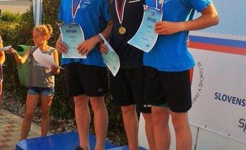 Majstrovstvá Slovenska Nereus 2015 Leto