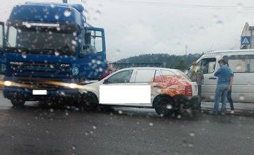 Dopravné nehody v Žiline 19.6.2015