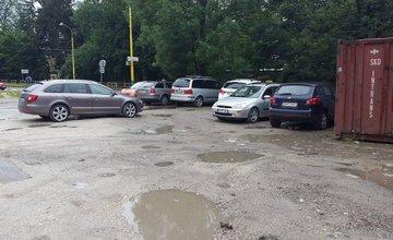 Parkovisko na spanyolovej s parkovaním na vlastné riziko