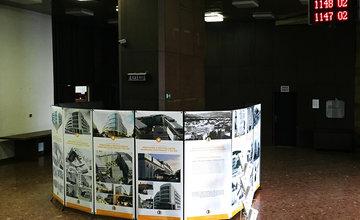 """Putovná výstava """"Elektrárne"""" pokračuje na Mestskom úrade Žilina"""