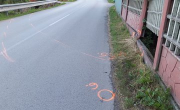 Dopravná nehoda v časti Rosinky - 23.6.2015