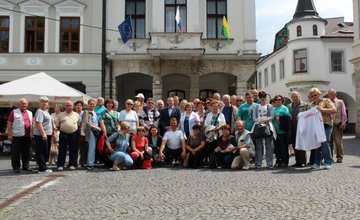 Chorváti so slovenskými koreňmi navštívili Žilinu