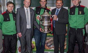 Glentoran FC - súper MŠK Žilina