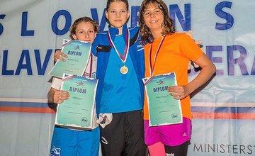 Dvaja mladí žilinskí plavci získali spolu 19 medailí