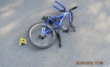 V Súľove zrazil terénny automobil 11 ročného chlapca