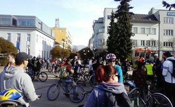 Malá letná cyklojazda - 22.07.2015