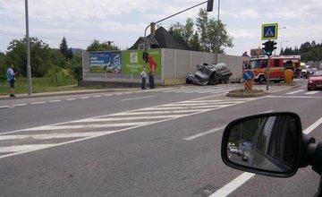 Smrteľná dopravná nehoda v Strážove 8.7.2015