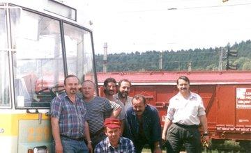 História trolejbusovej dopravy v Žiline