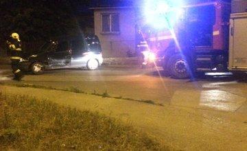 Dopravná nehoda pri Fackárni 20.7.2015