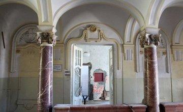 Rekonštrukcia Rosenfeldovho paláca v Žiline