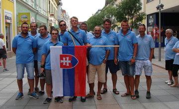 Majstrovstvá sveta v love rýb udicou zahájené v Žiline