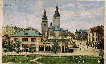 Historické fotografie mesta - 14.časť