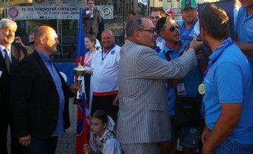 Víťazom 35. Majstrovstiev sveta v love rýb udicou sa stal slovenský klub