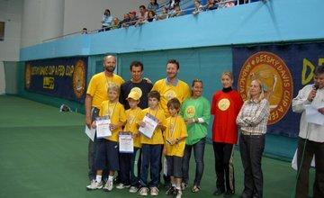 V Žiline sa uskutoční významné tenisové podujatie - ITF ŽILINA JUNIOR OPEN