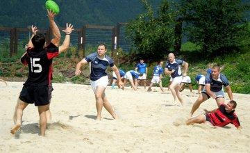 Toyota Bears Beach Rugby už v sobotu 8.8.