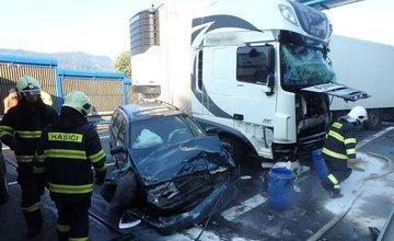 Tragická dopravná nehoda pri Čadci 7.8.2015