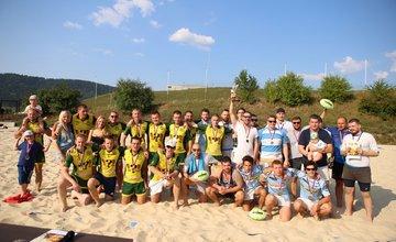 Toyota Bears Beach Rugby 2015