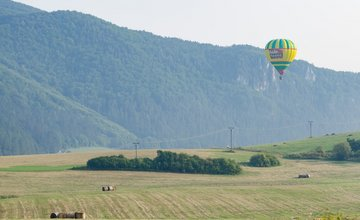 Balónova fiesta v plnom prúde, pozrite si fotografie z prvého dňa