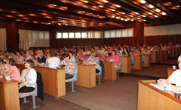 Seminár na Mestskom úrade v Žiline - deti by sa mali stravovať zdravšie