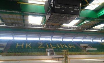 Rekonštrukcia zimného štadióna MsHK Žilina