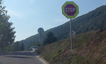 Zmena organizácie dopravy na križovatke v Dolnej Tížine