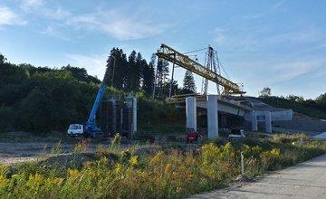 Výstavba ďalšieho mosta na D1 Hričovské Podhradie - Lietavská Lúčka