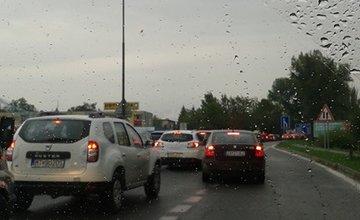 Kolóny v Žiline 25.9.2015