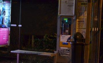Pokus o vykradnutie automatu na lístky MHD na Veľkom Dieli