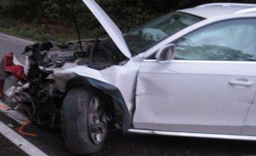 Dopravná nehoda pri Bytči 29.9.2015