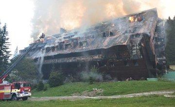 Požiar v hoteli Junior Jasná vyšetruje polícia