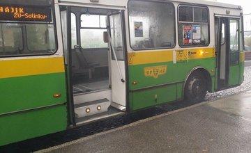 Dymiaci trolejbus 09.10.2015
