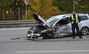Dopravná nehoda na Nemocničnej - 16.10.2015