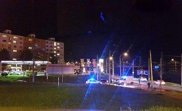 Večerné nehody v Mojšovej Lúčke a na Solinkách 17.10.2015