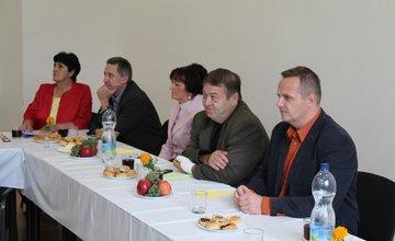 Primátor so zástupcami si uctili seniorov aj v mestských častiach Žiliny