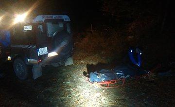 70 ročný muž spadol v Malej Fatre zo skaly, zraneniam na mieste podľahol